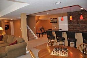 Basement Finishing in Lone Tree, Colorado