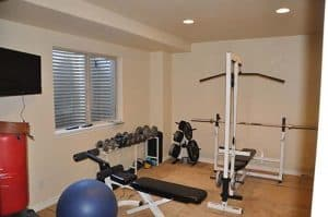 Workout Room - Room Addition