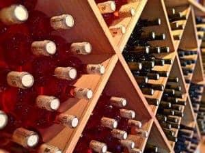 Wine Cellar Rack - Basement Finishing