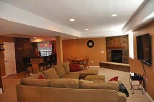 Basement Finishing can improve How Your Home Functions
