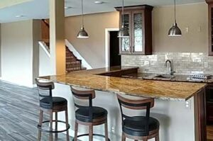 As Summer Winds Down Now is the Time to Refinish your Basement